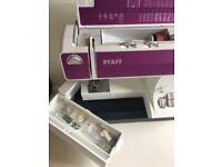 pfaff sewing machine select 3.0 excellent condition