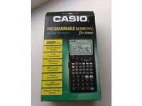 Casio FX-5800P programmable calculator