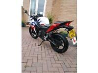 Honda motor cycle