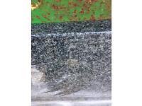 Black Quartz Granite worktops