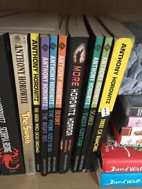 Anyhony horrowitz 9 book set