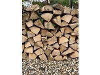 Seasoned Ash Firewood Hardwood Logs