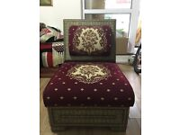 Beautiful Authentic Moroccan Chairs