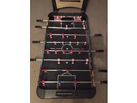 Football Table With Detachable Legs