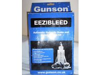 Gunson Clutch Bleeder Kit 'New' unused