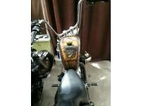 Swap or sale x 2 custom motorcycles x2