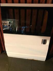 Ford transit Drivers sliding door n window