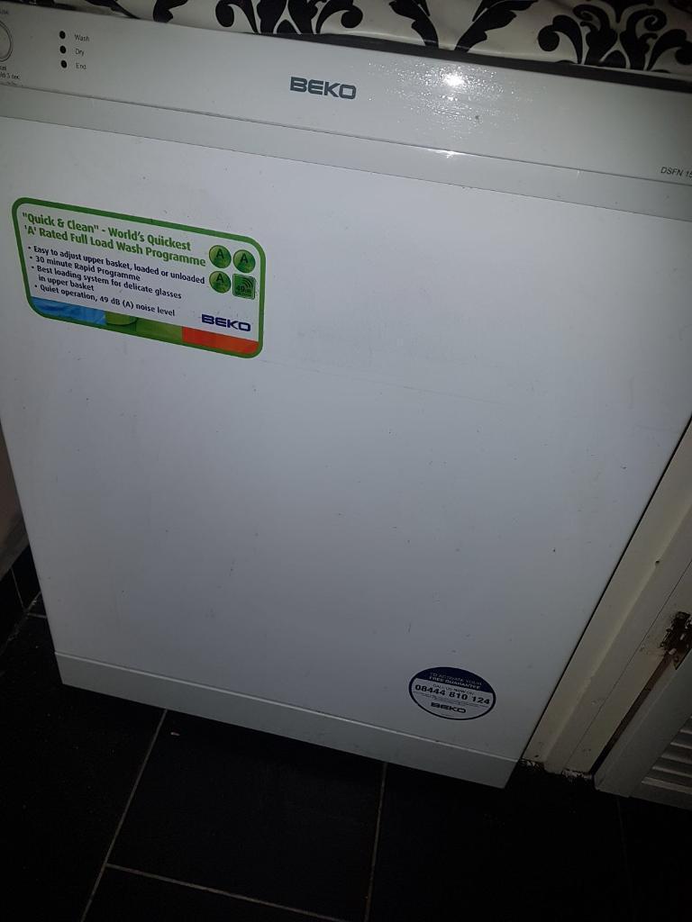 Beko Dishwasher | in Hemel Hempstead, Hertfordshire | Gumtree