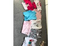 Girls Clothes Size 18-24 Months - Tops and Pyjamas