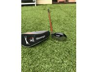 Golf club Slazenger K1 speed iron wood.