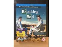 Breaking Bad Series 2 & 3 on Blu-Ray