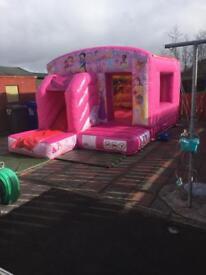2017 Princess bouncy castle for sale