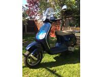 Piaggio Vespa LX 50 cc