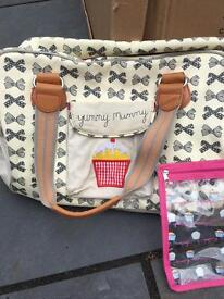 Yummy Mummy Baby Bag