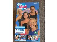 S Club 7 'Miami' Videos (3 video box set)