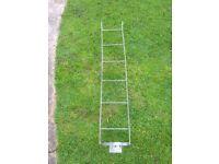 land rover defender or series roof rack ladder