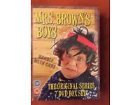 Mrs Brown's Boys Original Series 7 DVD Box Set