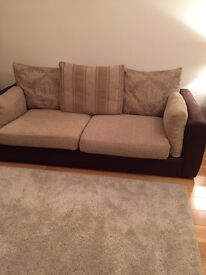 Barker and stonehouse sofa & chair