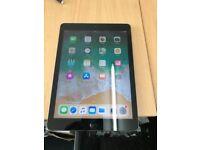 Apple iPad air 32gb wifi space gray