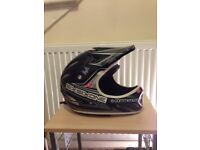 Up for sale Sixsixone Comp MX Helmet.ideal for the motocross fanatic in the house