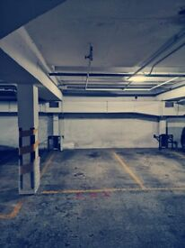 Secure Underground Car Parking Space to Rent, 3 mins from Chelmsford Station, Electric Gate, Mon-Fri