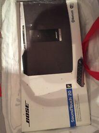SoundTouch® 20 Wireless Speaker (Brand New)