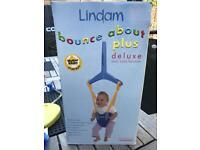 Play Baby Door Bouncer (Lindam)