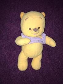 Baby rattle Winnie the pooh