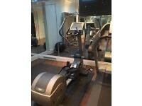 Technogym Crosstrainer 700E Syncro commerical with LED TV