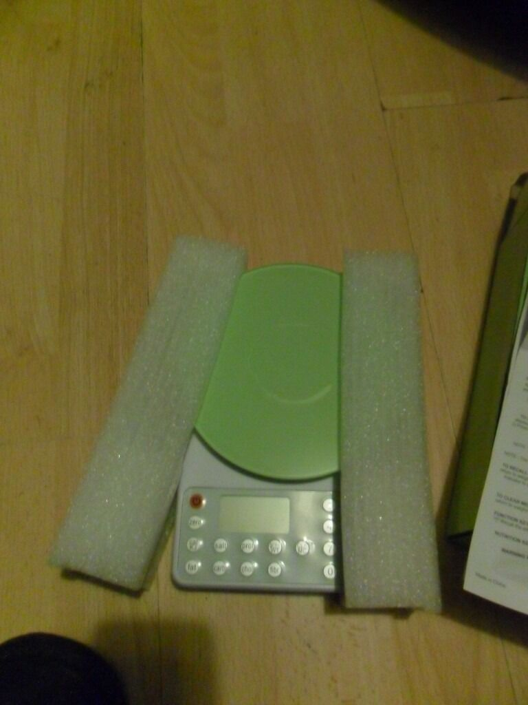 GB nutritional scales new