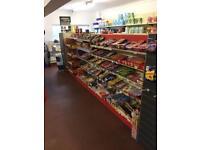 Retail Shop Shelving