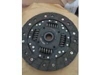 Clutch Kit 3 in 1 - Borg and Beck HK6541 for VW Polo or similar