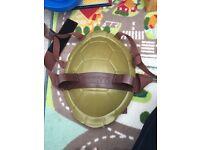 Ninja turtle dress up toy shell