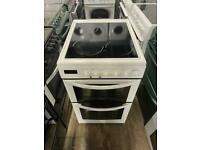 TRICITY BENDIX WHITE 50CM ELECTRIC COOKER £165