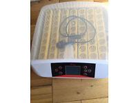 Full Automatic 56 Egg Incubator Hatching Machine Chicken Duck Quail Incubator