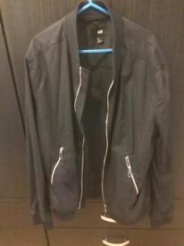 Men's h and m bomber jacket