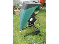 B&Q Garden Shredder 2000w