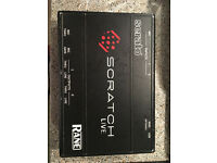 Rane Serato Scratch Live SL1 (2 for Sale)