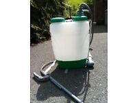 Hozelock 16L backpack sprayer