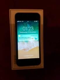 I Phone 5s 16gb unlock. (Open to any network )