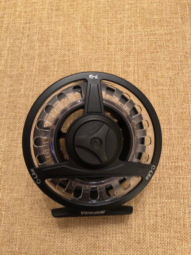 Scierra Track 1 Spare Spool #7//9Fly Fishing ReelsFly Reel Spool