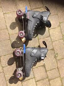 Raptor Quad Skates