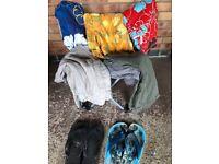 Mens summer clothes bundle