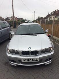 BMW 330ci sport coupe