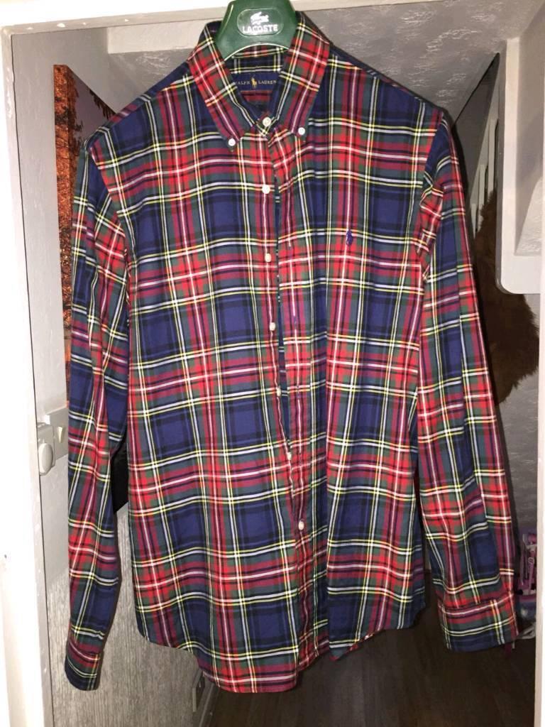Ralph Lauren shirt large