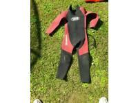 Cobra wetsuit