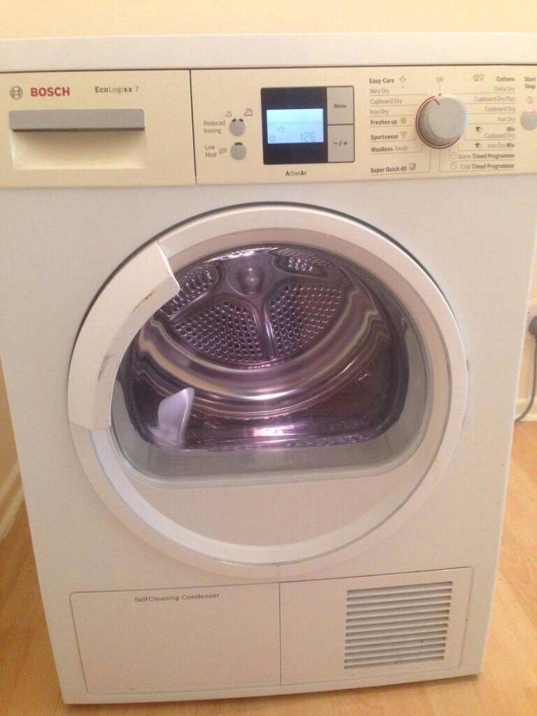 bosch ecologixx 7 tumble dryer manual