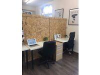 Desk to rent in Brick Lane, Shoreditch