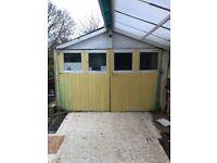 Sectional Prefabricated Garage