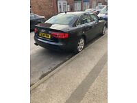 Audi, A4, Saloon, 2008, Manual, 1798 (cc), 4 doors